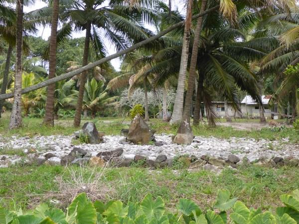 Marae, Rarotonga