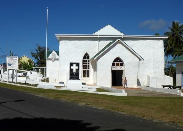 Aitutaki CICC, Arutanga