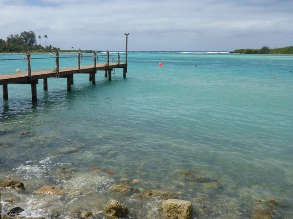 Avana mooring, Muri lagoon, Rarotonga