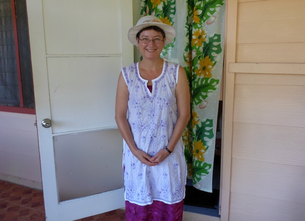 Me ready for church, Vaikoa, Aitutaki